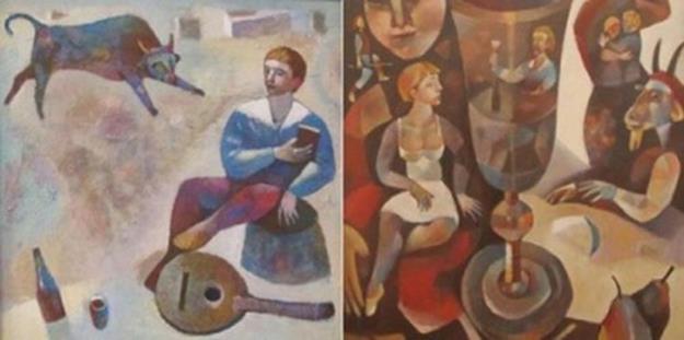 У пошуках новітніх вимірів живопису