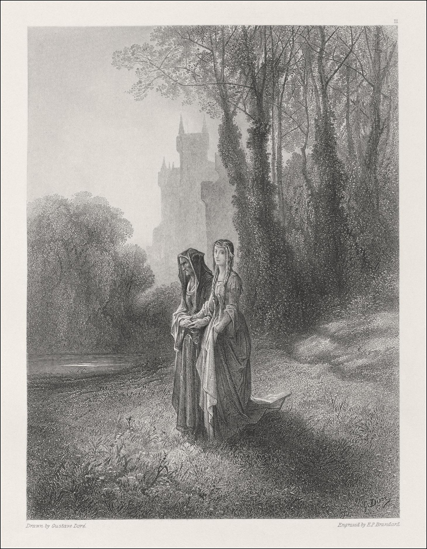Gustave Doré, Enide