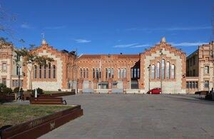 Таррагона. Университет Ровира и Вирхилия. Tarragona, University Rovira i Virgili