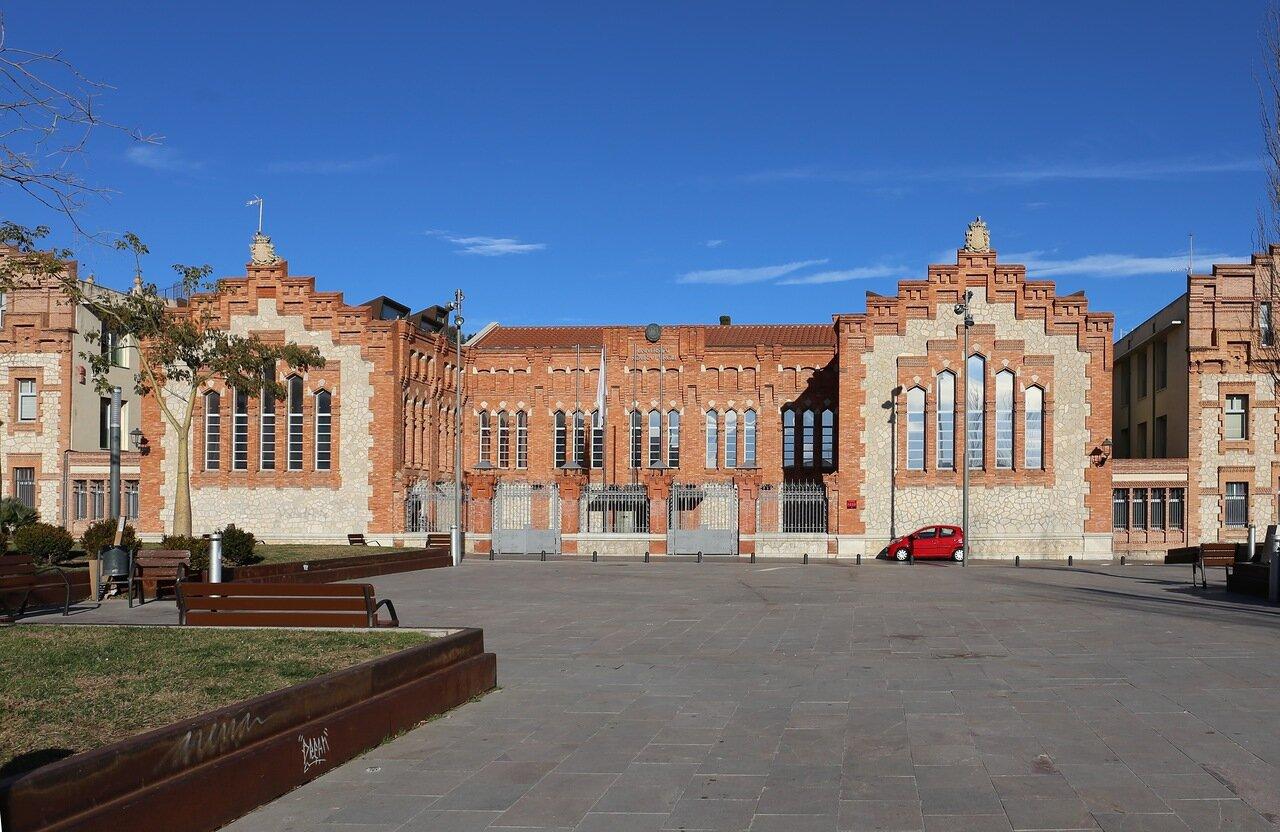 Таррагона. Университет Ровира и Вирхилия. University Rovira i Virgili