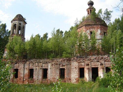 церковь на Медведице