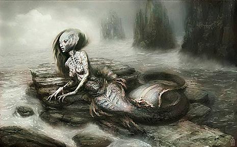 12 знаков Зодиака в образах чудовищных монстров (фото 12)