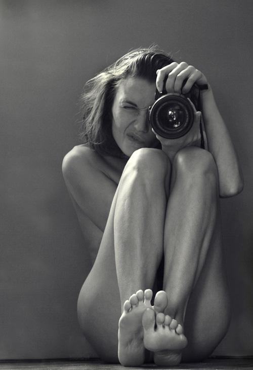 Как Красиво Сфотографироваться Обнаженной