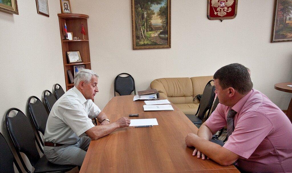 Белогуров и Крупницкий