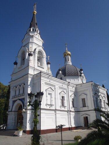 Главная церковь Сочи