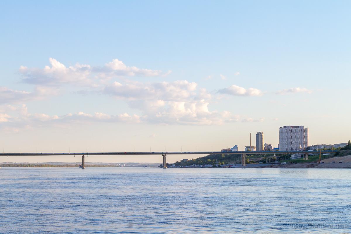 проплывая Волгоград фото 4