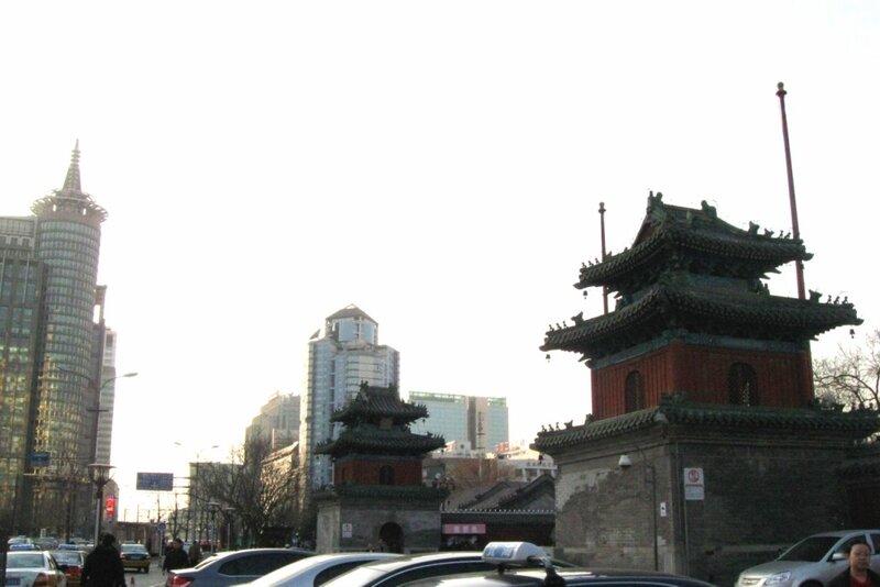 Пекин - смешение культур и времён