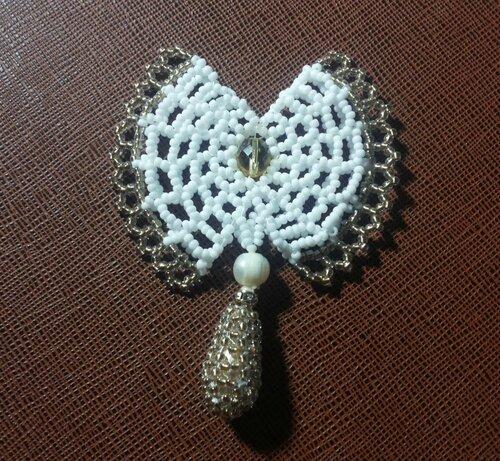 Олонецкая бабочка
