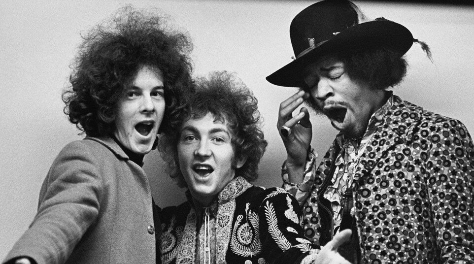 Jimi Hendrix Experience, London 1967