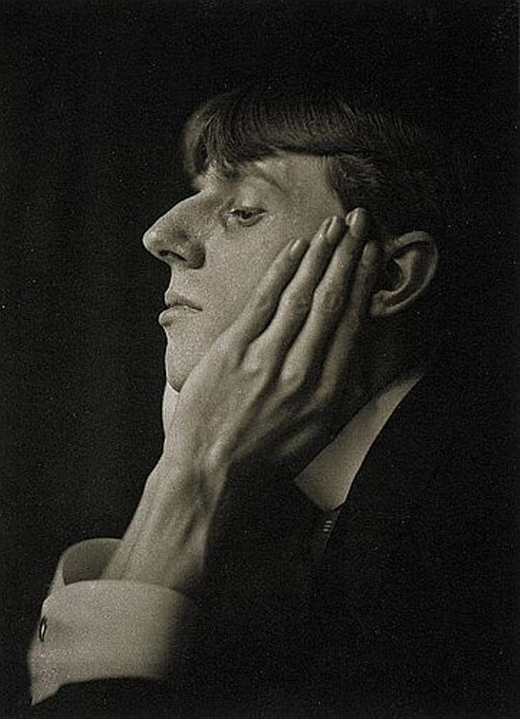 Portrait of Aubrey Beardsley 1894