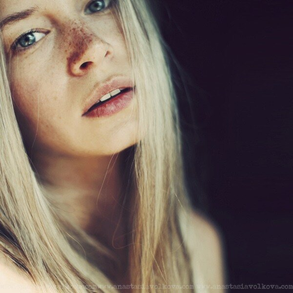 selfie Anastasia Volkova