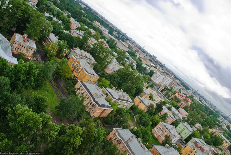 Автор: Петкун Евгений, блог Евгения Владимировича, фото, фотография: 19 этажей, кировский район