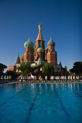 Мой отдых в Отеле WOW Kremlin Palace (Кремлин Палас) 5* - Белек, Турция