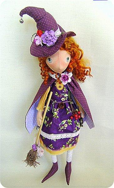 ведмочка кукла