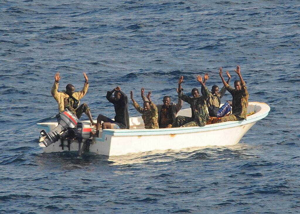 Песни Бритни Спирс - лучшее оружие против сомалийских пиратов
