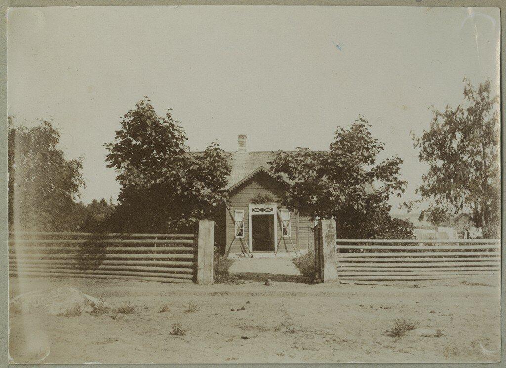 1900. Дом рыбака в Кясму
