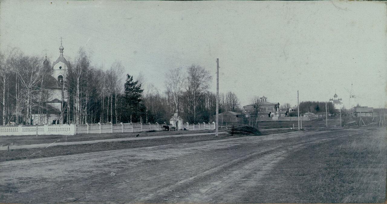 Крестовоздвиженская церковь до 1906 г.