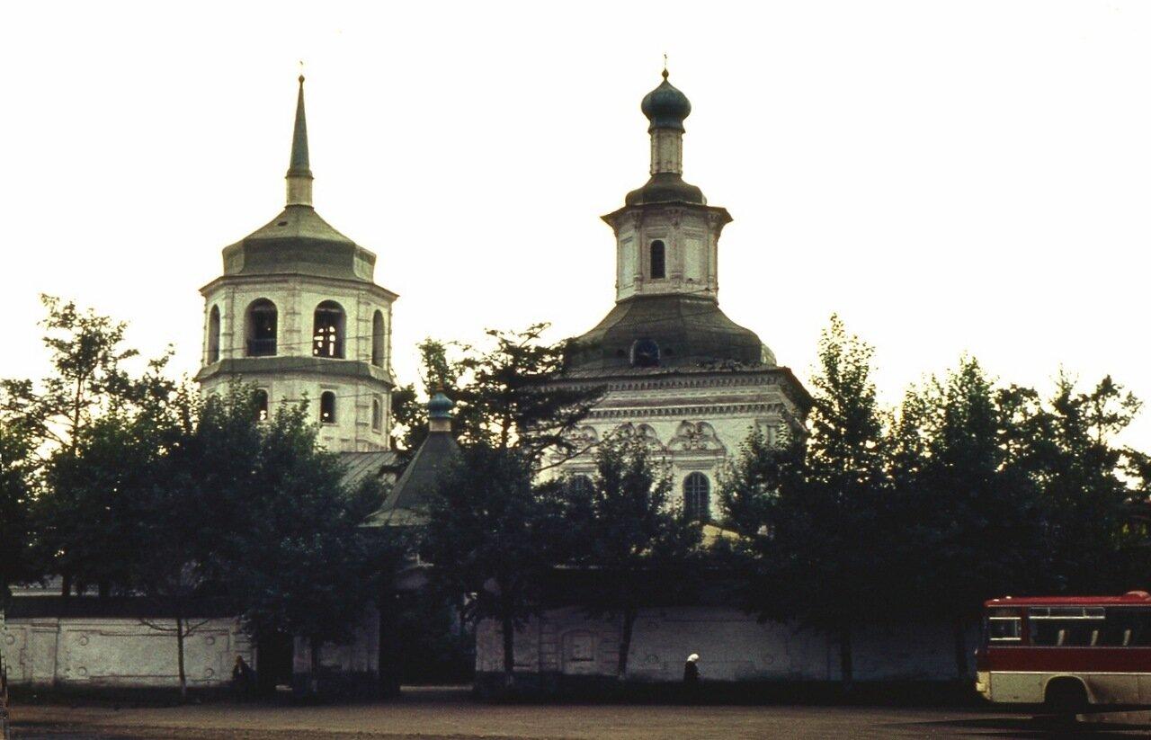 14. Знаменский  монастырь