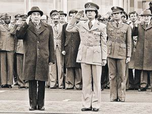 Брат Каддафи и брат Брежнев