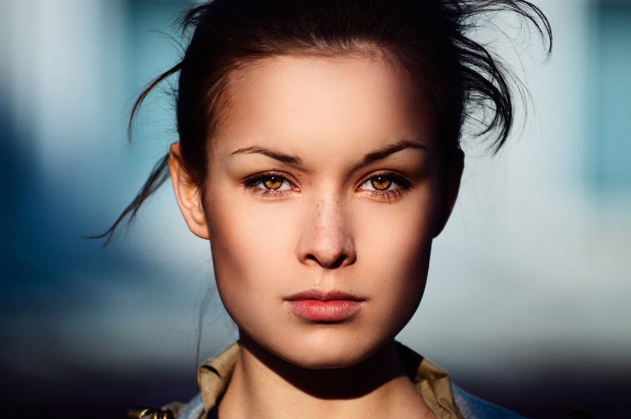 Первое лицо фото девушка фраза