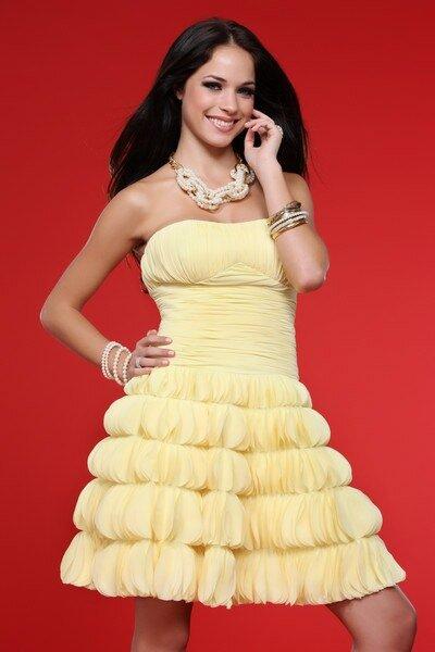 Эскизы платьев эмо стиля.
