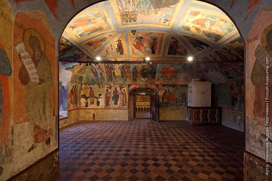 Покровский придел Ильинской церкви