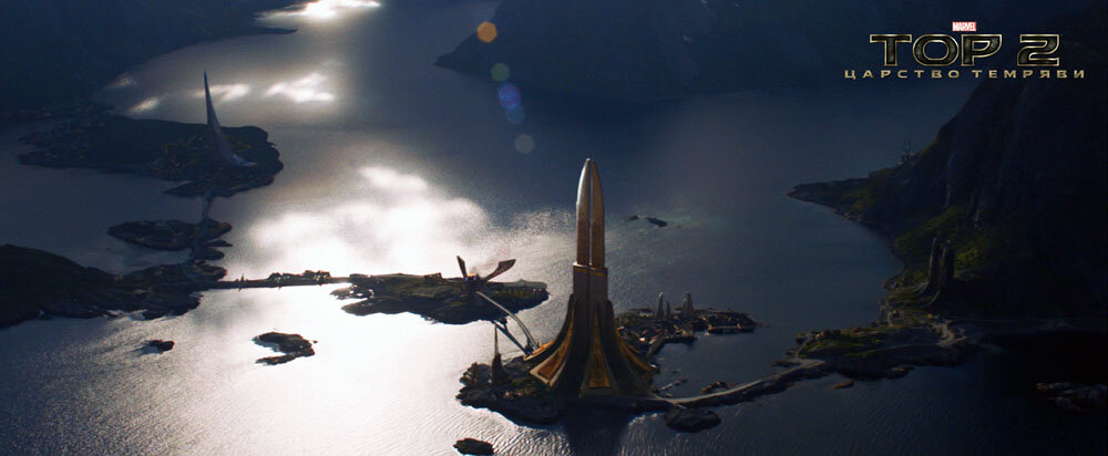 """Marvel's Thor: The Dark World""AsgardPh: Film Frame© 2013 MVLFFLLC. TM & © 2013 Marvel. All Rights Reserved."