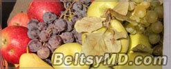 Молдова экспортировала в Россию 80 тысяч тонн фруктов