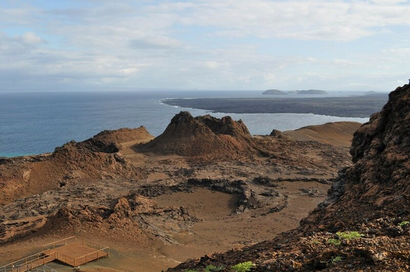 Галапагос. Рождается новый вулкан!