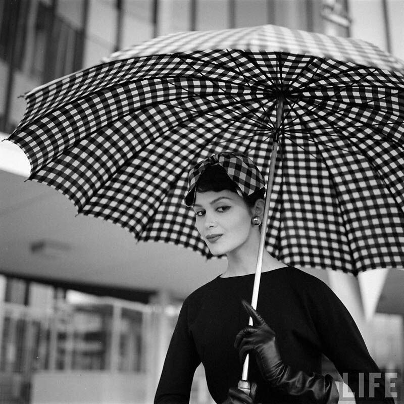 Ускользающая женственность: фотограф Nina Leen (Нина Лин) (18 фото)