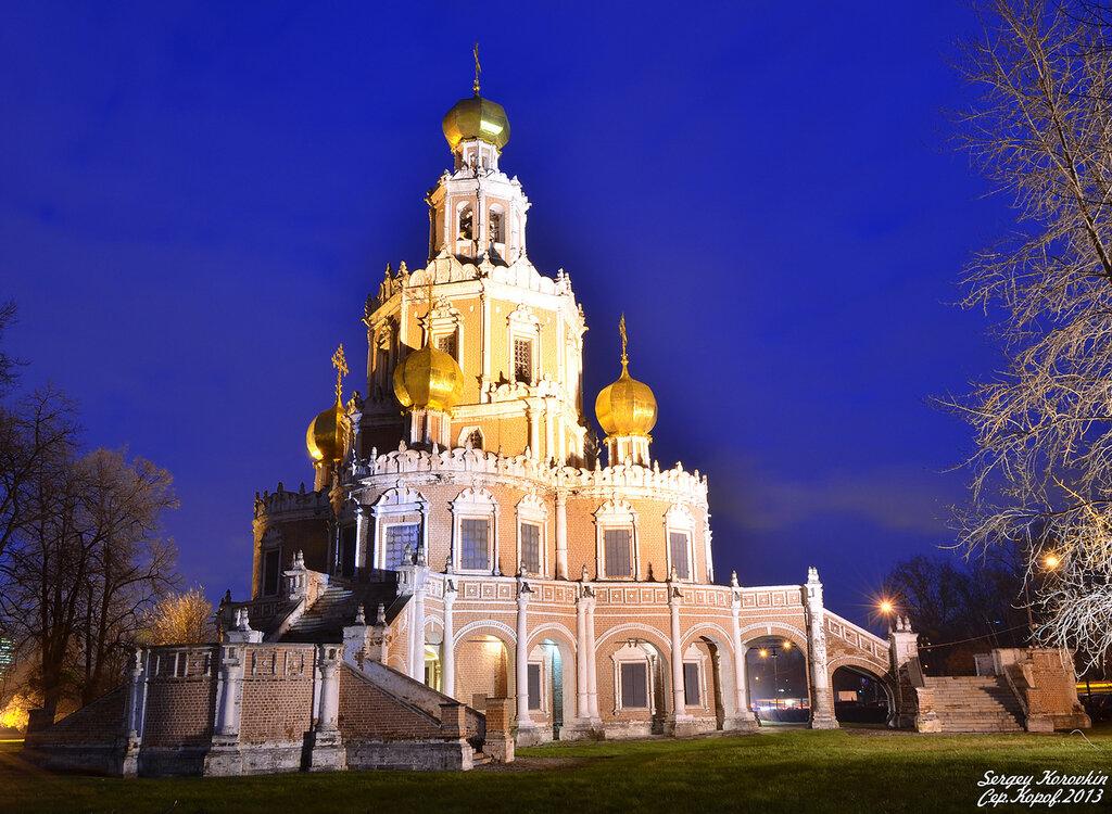 Церковь Покрова в Филях №2