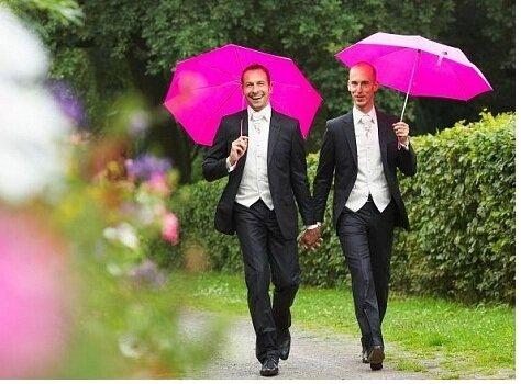 Первый гей-развод состоялся во французской Тулузе
