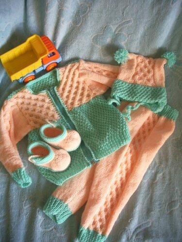 Мастер класс вязание для детей до 3 лет