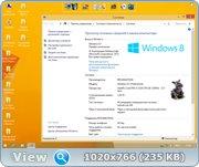 Windows 8.1 Professional x64 v.0.4 Progmatron (2013) [Russian]