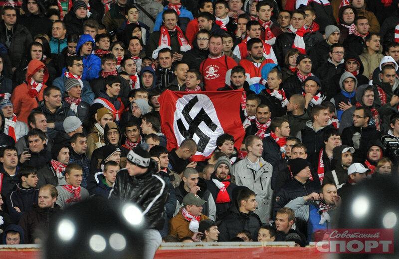 Беспорядки на матче «Шинник» — «Спартак»