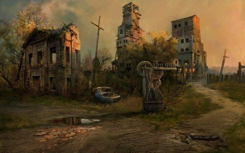 Картинки постапокалипсис