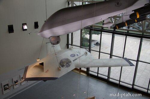 вашингтон, сша, музей космоса и авиации