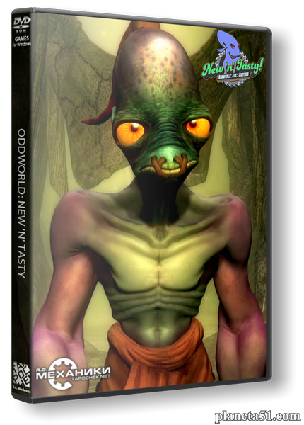 Oddworld: New 'n' Tasty [Update 2] (2015) PC | RePack от R.G. Механики