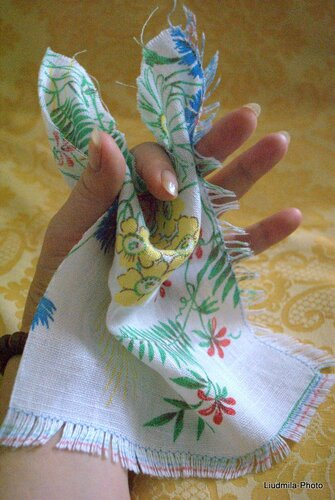 Куклы из Платков