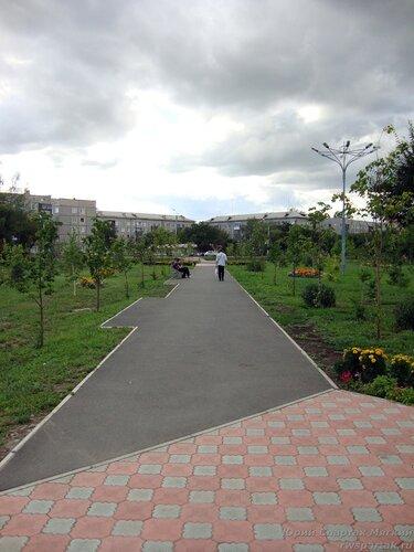 20110821 - Парк в 20110821 - Парк в МПС18