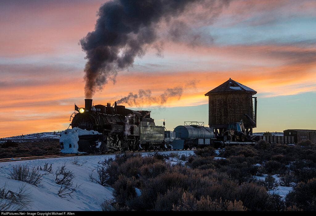 Locomotive #489, Lava, New Mexico, March 07, 2015