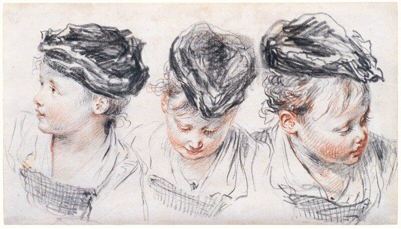 Рисунок А.Ватто