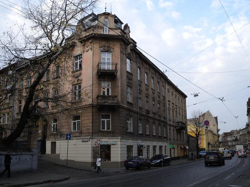 ул. Ивана Франко