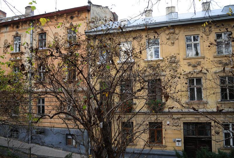 ул. Кобылянской