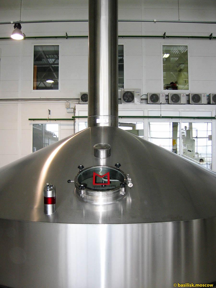 Пивоваренный завод. 2013.