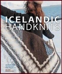 Книга Icelandic Handknits: 25 Heirloom Techniques and Projects