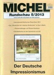 Журнал Michel - Rundschau №05, 2013