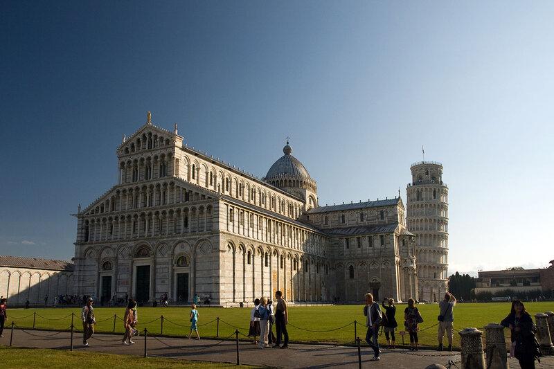 Поездка в Италию, день четвертый - Пиза и Флоренция