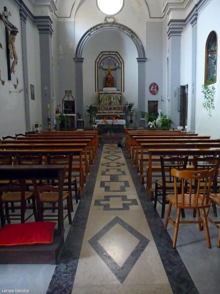 Chiesa di S. Nicola di Bari,  sec. XV.