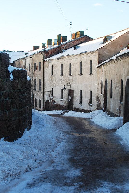 Зимний Выборг (часть 2)